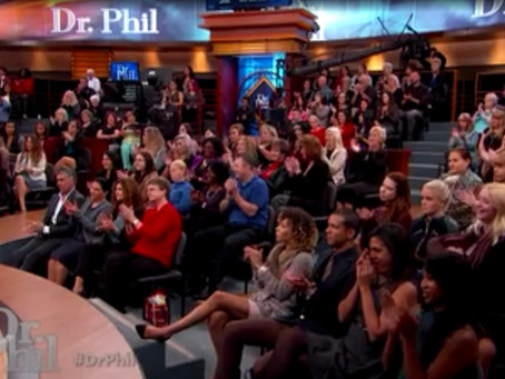 Dr. Phil Tells Bible Followers to Kiss His Ass