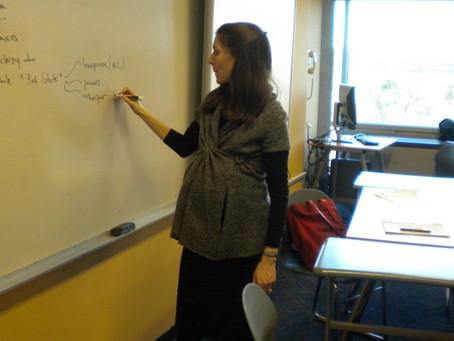 Teachers with no paid maternity leave struggle