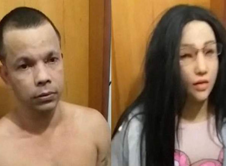 Brazil gang leader dead after trying to escape prison dressed as daughter