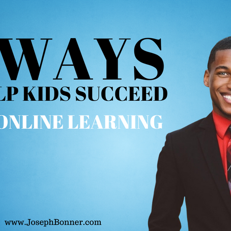 5 ways to help kids succeed with online learning
