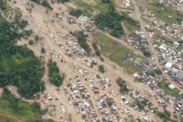 Disaster Strikes Colombia Saturday leaving over 100  People Dead and hundreds missing  | Breaking News, Legend Mens Magazine