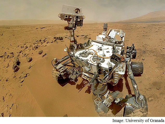 Methane on Mars may  indicate life