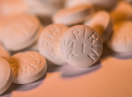 Low-dose aspirin and skull bleeding link found