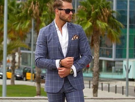 Men's summer suits that will inspire you