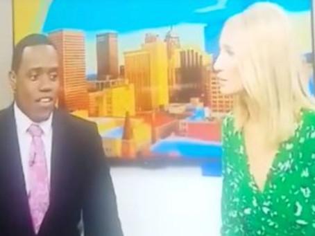 White Co-Host Compared Black TV Anchor To Gorilla On Live TV