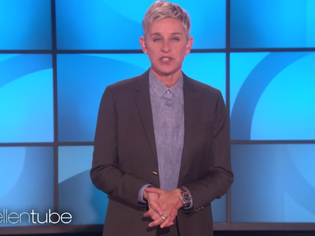 Ellen Degeneres Has Great Advice For United Airlines