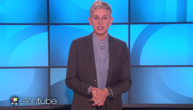 Ellen Degeneres Has Great Advice For United Airlines, Celebrity News, Legend Mens Magazine,