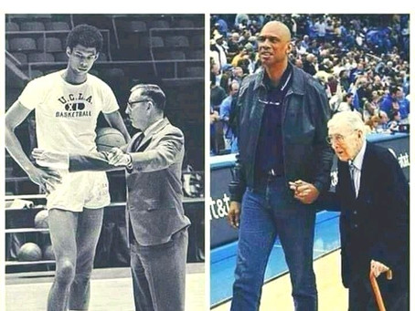 A lesson of loyalty from John Wooden & Kareem Abdul-Jabbar