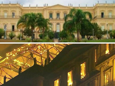 "The scientific community mourns loss of ""Museu Nacional of Rio de Janeiro"""