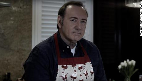 People who are disgusted with Kevin Spacey right now