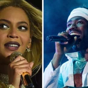 Beyonce and Donald Glover in an unforgettable duet from the 'Lion King'