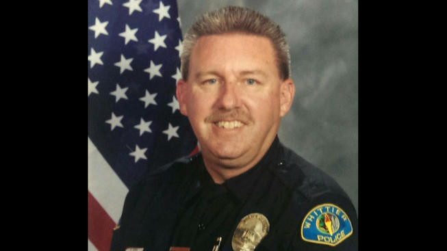 Whittier Police Officer Keith Boyer Killed | National News