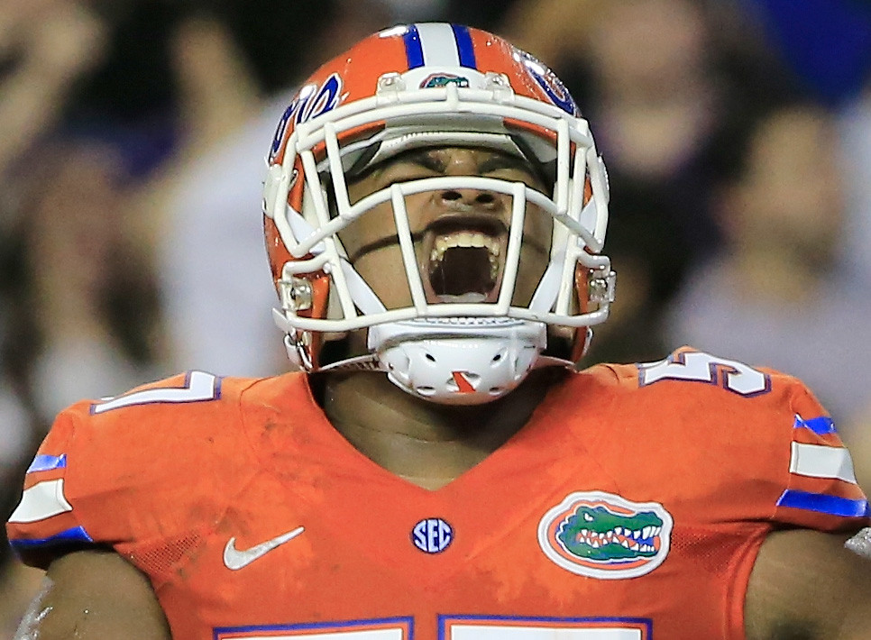 Prospect NFL Draft Defensive Lineman Caleb Brantley Knock Women Out Cold | Legend Men's Magazine | Sports News