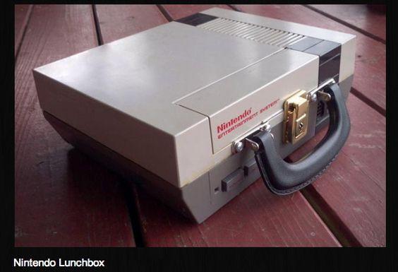 Nintendo Briefcase