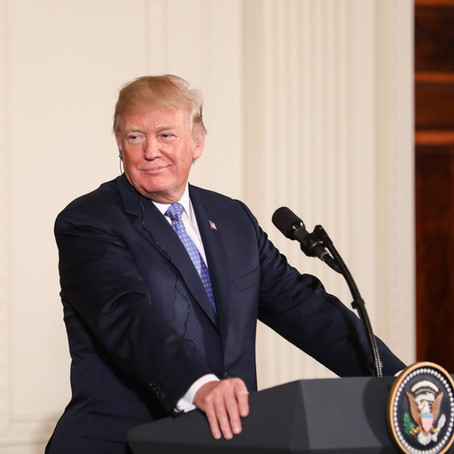 US President Donald Trump confirms he and FLOTUS test positive for coronavirus