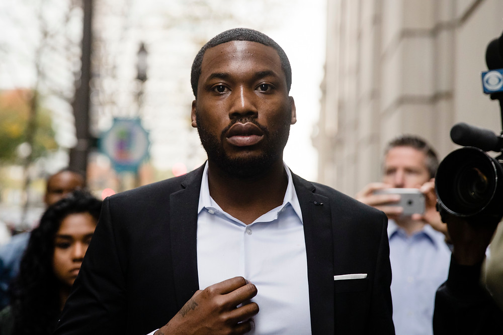 Prosecutors unopposed to release of rapper Meek Mill
