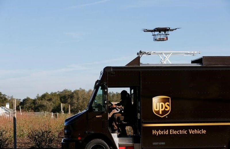 Why UPS testing drone deliveries is brilliant | TECHNOLOGY NEWS