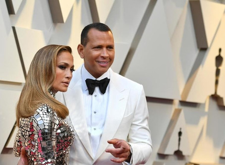 J.Lo and A-Rod donate a year's worth of food to school in Tennessee