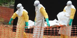 Ebola outbreak in the Democratic Republic of Congo.