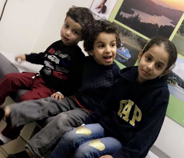 Possible Parental Abduction/ Oakland, California /  ABDULLA, Mohammed, MO, age 3  ABDULLA, Ghanem, MO, age 5  MOHAMED, Amal, FO, age 9