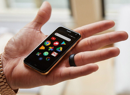 New 'Palm' phone to be released in November