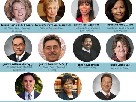 California Supreme Court Names Jury Selection Work Group