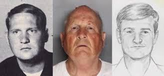 Golden State Killer is a former Police Officer who just plead guilty to killing 13 people