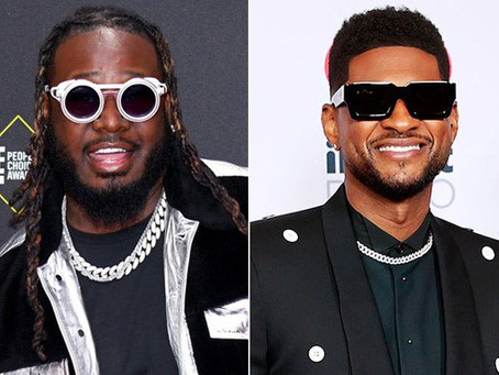 Was Usher wrong forcalling out T-Pain?
