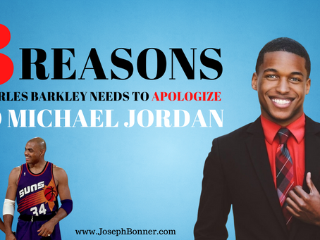 3 reasons why Charles Barkley needs to apologize to Michael Jordan