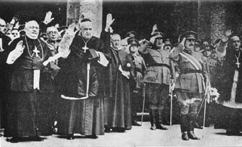 Proof That The Holocaust Was Condoned By The Vatican