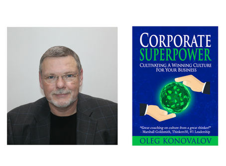 Book Review: Corporate Superpower - Cultivating A Winning Culture For Your Business