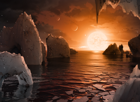 NASA Telescope Reveals Largest Batch of Earth-Size, Habitable-Zone Planets Around Single Star