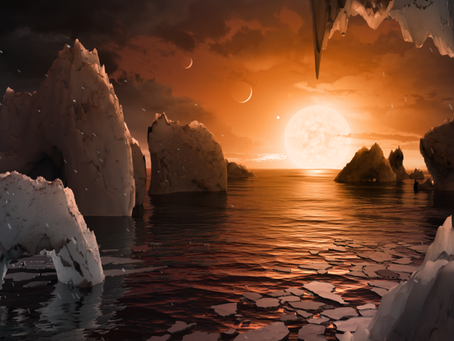 NASA Telescope Reveals Largest Batch of Earth-Size, Habitable-Zone Planets Around Single Star