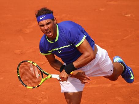 Australian Open: No. 1 Rafael Nadal retires with leg injury