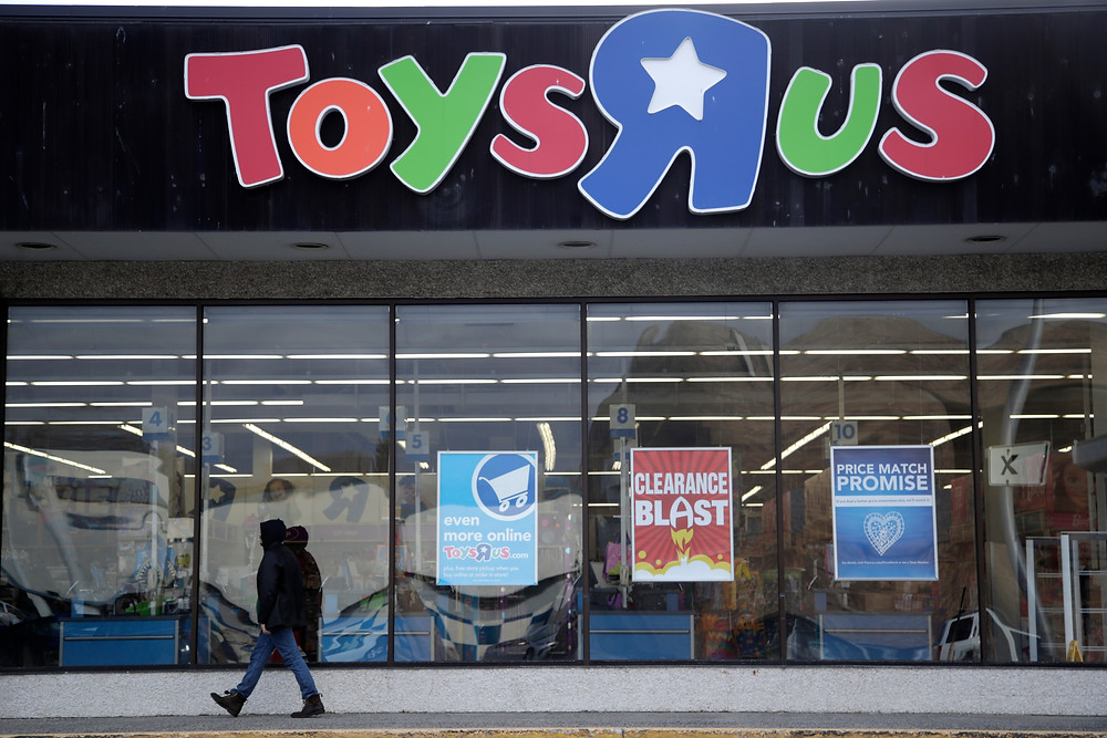 End of an era: Toys R Us is going the way of stickball