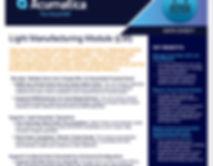 ASC Lite Manuf module for Distributors -