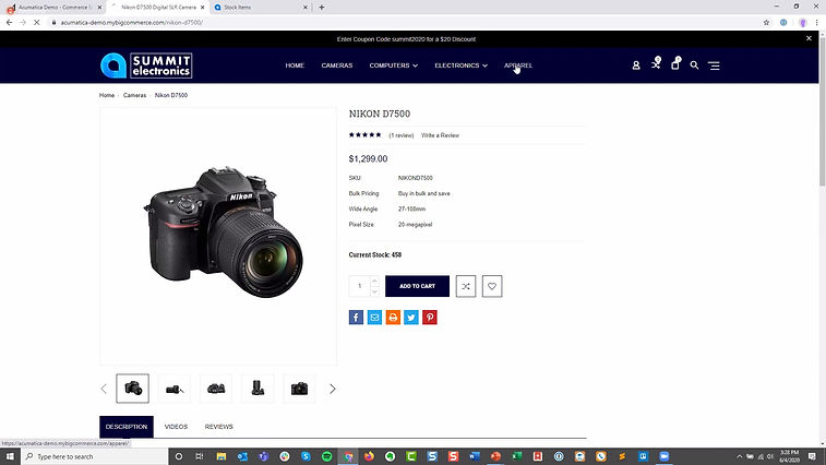 BigCommerce Nikon Camera page.jpg