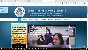Ace Healthcare Training Home page.jpg