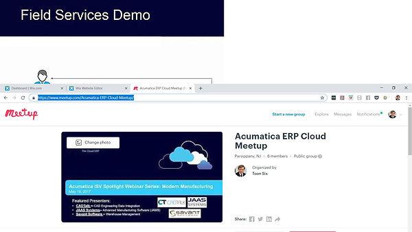 Meetup Acumatica ERP screen.jpg