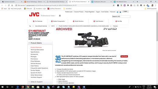 JVC PRO product dynamic web page.png