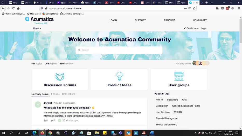 Acumatica Community portal 9 2020.jpg