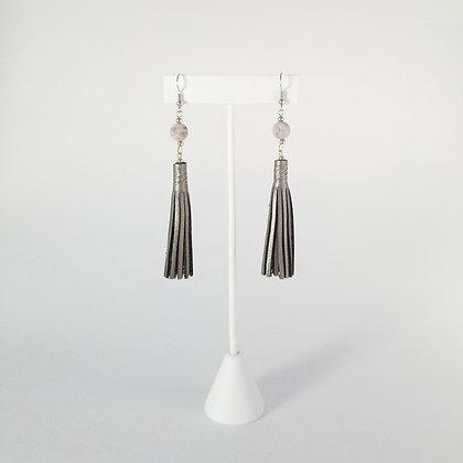 Earrings with Bead