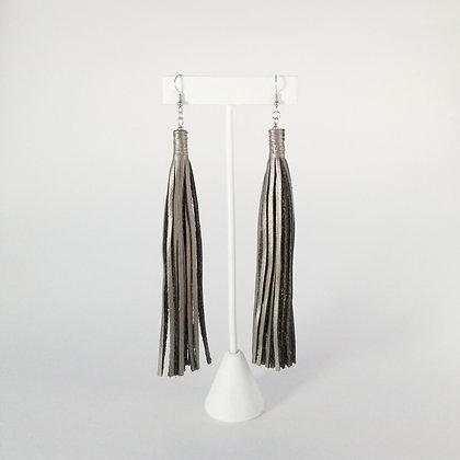 Extra Long Simple Earrings