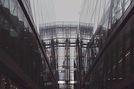 cristal de construcción