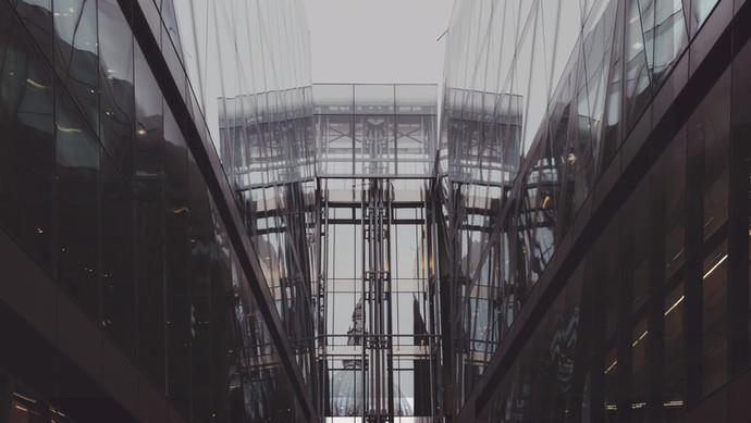 유리 건물