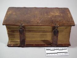 Praxis pietatis melica, Johann Cruger 1688. Nachzustand.