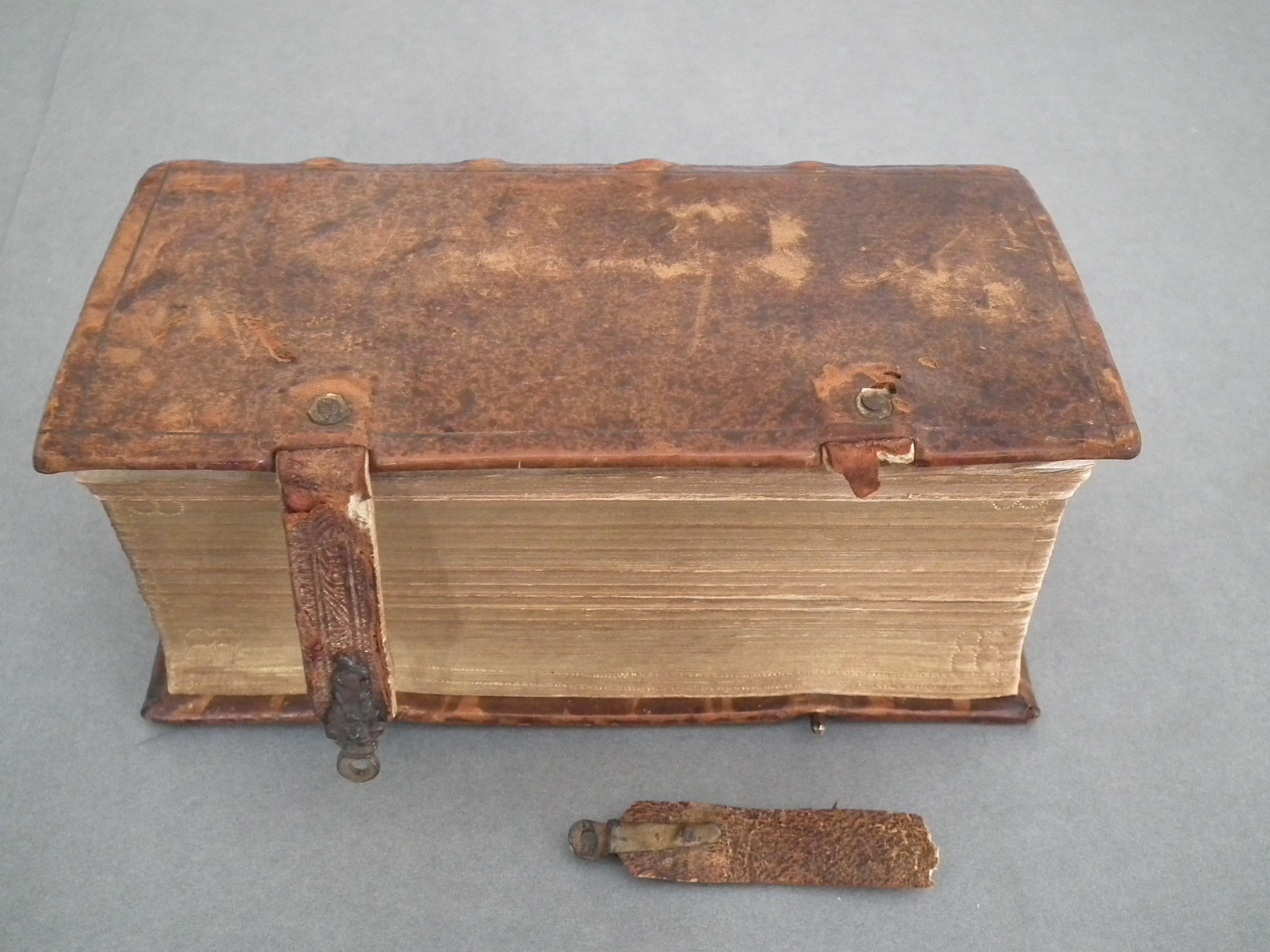 Praxis pietatis melica, Johann Cruger 1688. Vorzustand.