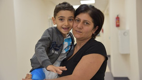 FAR Helps Boy with Cerebral Palsy Obtain Life-Changing Surgery