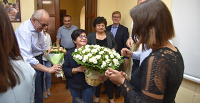 Zambak Students and Alumni Inspired as They Meet Their Patron