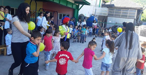 FAR's Program Beneficiaries Celebrate International Children's Day